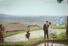 Bali - Pre-Wedding of Alex & Shuting by Zonzon Productions