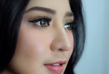 Pretty Ms.alda by Chrestella Lorita MUA