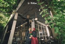 Melsi & Arief Classic & Rustic Pre-wedding by Le Motion