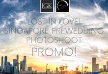 LOST IN LOVE - PREWEDDING PROMO by #thephotoworks