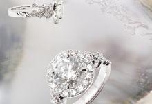 Customised Diamond Ring by GIOIA FINE JEWELLERY