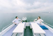 Toff and Macel Yacht Engagement by CamZar Photography