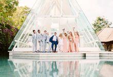 Wedding at Tirtha Uluwatu by Gusmank Wedding Photography