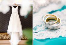 DESTINATION WEDDING AT TRESNA CHAPEL AYANA RESORT by Gusmank Wedding Photography