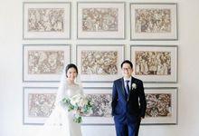 The Wedding Of ivan & Metalia by stevanie valencia