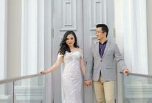 Prewedding Of Samuel & Agatha by Alethea Sposa