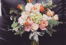 Handbouquet For Erica by nanami florist