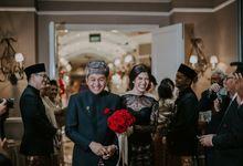 DONNA & RAMA - WEDDING RECEPTION by Promessa Weddings