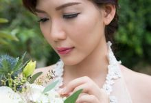 Korean Looks by Angel Chua Lay Keng Makeup and Hair