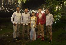 Vicky SongJu & Zhiwei Zhang Wedding by Luxe Voir Enterprise