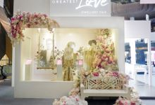FranknCo Booth Decoration by Alleka Design