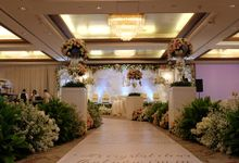 The Wedding of Tania & Stephen by The Swan Decoration