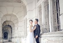 Pre Wedding Maia & Arul by Javas