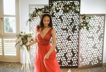 STYLED SHOOT AT ALCOVE WITH VICTORIA by Alcove at Caldwell House