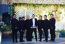 Edwin & Dinny Wedding by Sheraton Bandung Hotel & Towers