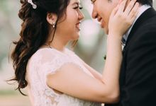 Eveline and Franky wedding by Elikon Picture