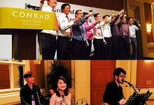 VON LEE YONG MIANG BURSARY FUND & EXPAND GROUP OF COMPANIES CELEBRATING ITS 16TH ANNIVERSARY by Glittering Carousel