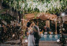 Edwin & DInny Wedding by My Story Photography & Video