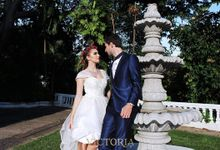 Victoria Gown Suits Bridal Package by Victoria Wedding Collection