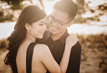 Prewedding of Gilbert & Christine by Silvia Qing MUA