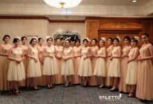 Wedding 2017 ( part II )  by STILETTO PAGAR AYU