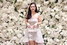 MC Jenita (Bilingual) -Wedding of Sofren and Grace by Luxe Voir Enterprise
