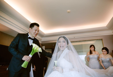 The Wedding of Mark Nah & Florencia Salim by AS2 Wedding Organizer