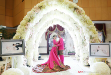Tanti & arif wedding day  by By Ants Photography & Wedding Planner