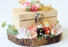 Ring Bearer for Bagus & Goldamia by Jeestudio Id