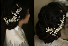 Bridal Makeup and Hair Styling by Palapa International