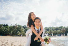 Pre-wedding for Vanessa by Doll Up Inc