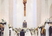 Maria Karina & William Gozali Holy Matrimony by Elsie Chrysila Brides