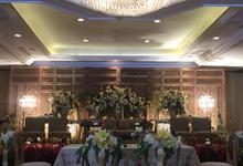Wedding of Tondi & Yurika by Shangri-La Hotel, Jakarta