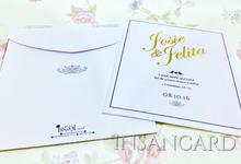 SHC - JOSE & JELITA by INSANcard