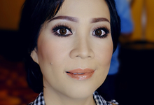 Mrs. Maryana #motherofthebride by Suzuko Muto Makeup Artist