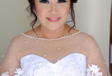 Wedding Makeup Viona By Priskila by Priskila Makeup Artist
