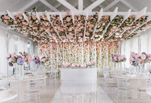 Romantic wedding by Maria German Decor by Maria German decor