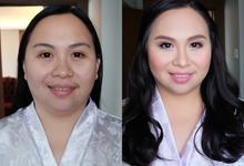 Makeover by MVP by Muriel Vega Perez Make Up Artist