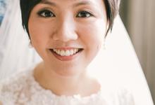 Bridal Makeup  by Kres Bridal Connoisseur