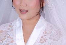 Thanx For Ms. Afong ♥️ by Natalia Ingkiriwang Bride Make Up