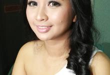 Wedding of Dorthy by deZee Makeup and Wedding service