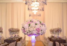 Igniting the sparks with Gatsby Chic  by Heaven's Gift - Special Events Design and Consultancy