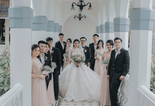 The Wedding of Michael and Chelline by PROJECT ART PLUS Wedding & More