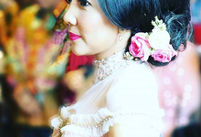 MC Lila (Bilingual) - WEDDING OF Satrio and Alliza by Luxe Voir Entertainment