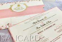 SHC - Hadi & Riza by INSANcard
