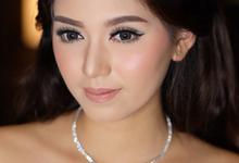 Thanx For Ms. Vanya Natalia ♥️ by Natalia Ingkiriwang Bride Make Up