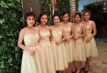 Wedding Junior Lim & Putri Titian  by STILETTO PAGAR AYU