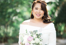 Bridal Makeup for Mhel  by Makeup by Marla Sabio