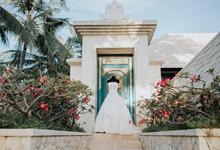 Ezra & Ari Wedding at Royal Santrian by Triangle Picture