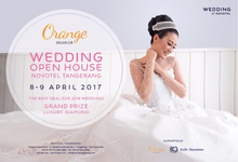 Visit us at wedding open house Novotel Tangerang by Orange Organizer
